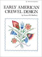 Early American Crewel Design